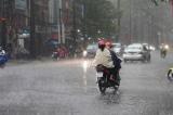 Cảnh báo mưa lớn diện rộng Bắc Bộ, lũ quét sạt lở tại Hòa Bình