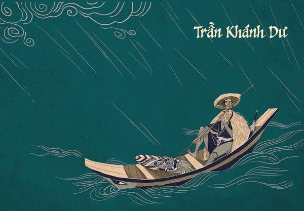 Chuyện Trần Khánh Dư trong cuộc chiến chống quân Nguyên Mông