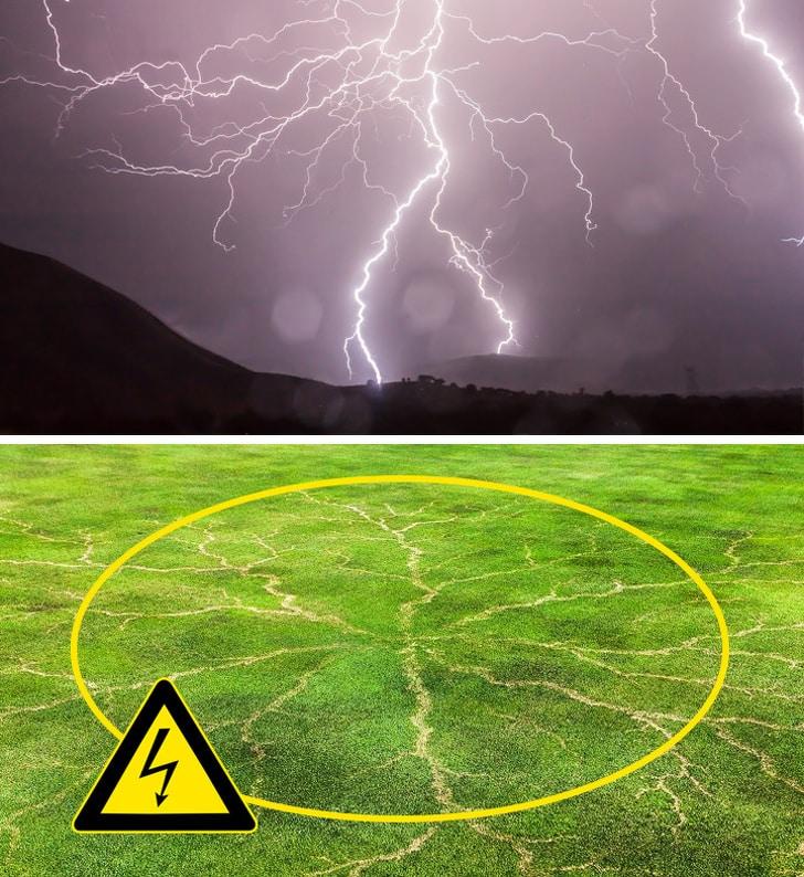 9 hiện tượng chứng minh thiên nhiên có thể đánh bại mọi thứ