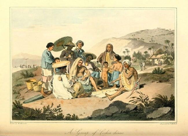 Vì sao sử Việt không chép về nạn đói toàn cầu 1815-1820?