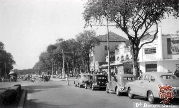 Sài Gòn cảnh cũ đường xưa: Đại lộ Lê Lợi