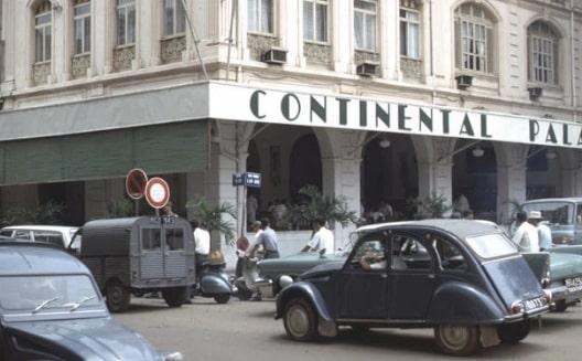 Taxi con cóc Sài Gòn trước năm 1975