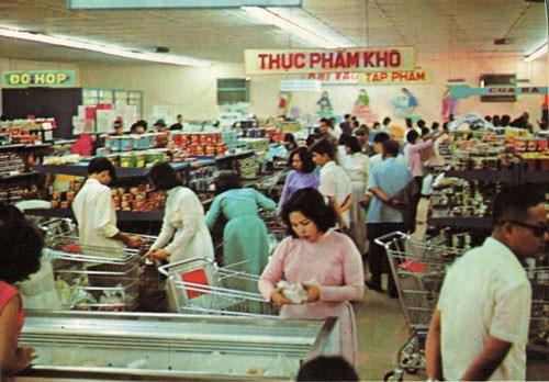 Sài Gòn Và Siêu Thị Đầu Tiên Ở Việt Nam