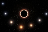Einstein lại đúng: Lỗ đen làm đổi màu ánh sáng từ ngôi sao