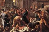 Bệnh dịch đáng sợ khiến một La Mã không có đối thủ phải suy tàn
