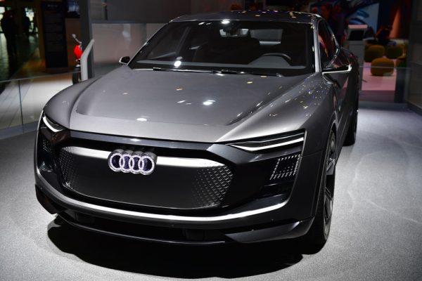 Xe Audi ELAINE