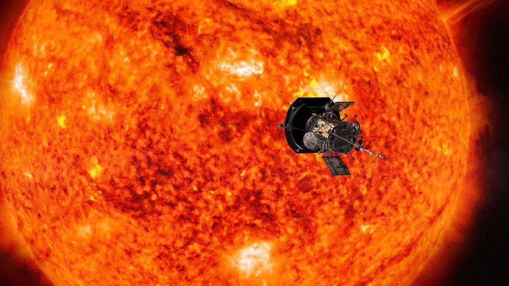 Tàu thăm dò Mặt Trời Parker