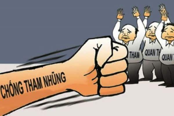 tham nhũng, Bình Định, chống tham nhũng
