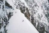 Người đầu tiên trong lịch sử trượt tuyết thành công từ độ cao 8.611m