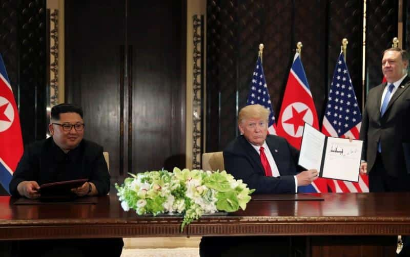 Trump-Kim