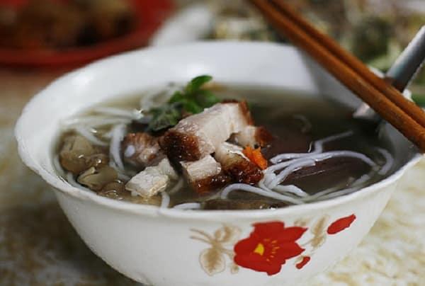Trà Vinh và món bún nước lèo