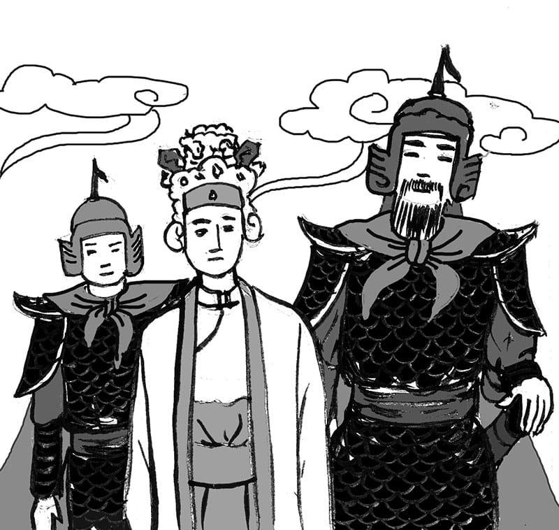 Sự thật về vị vua bị người đời gọi là Trư Vương Tương Dực Đế