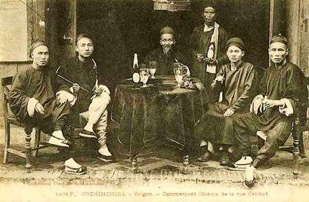Sài Gòn - Đường Catinat đầu thế kỷ 20