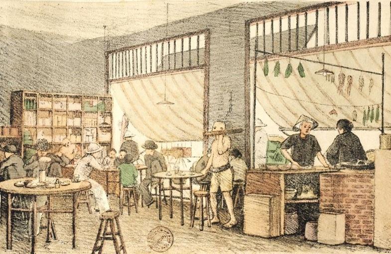 Sài Gòn xưa: Nữ hoàng hủ tíu cà phê