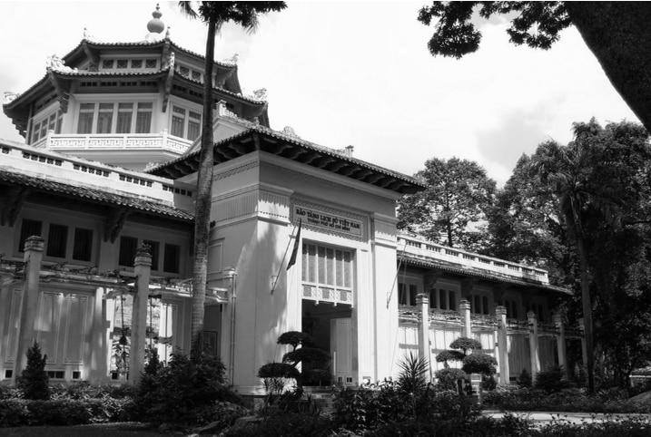 NHững di sản tạo nên Sài Gòn