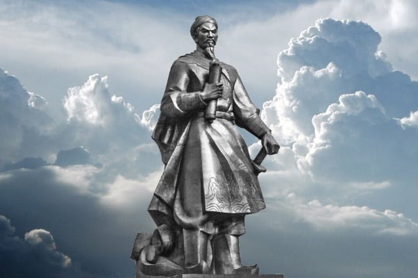Những người anh hùng trung nghĩa nổi tiếng trong lịch sử