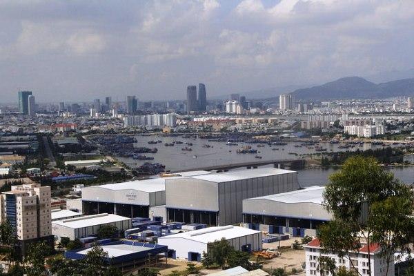 cảng tiên sa, Đà Nẵng