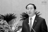 Chủ tịch nước Trần Đại Quang qua đời