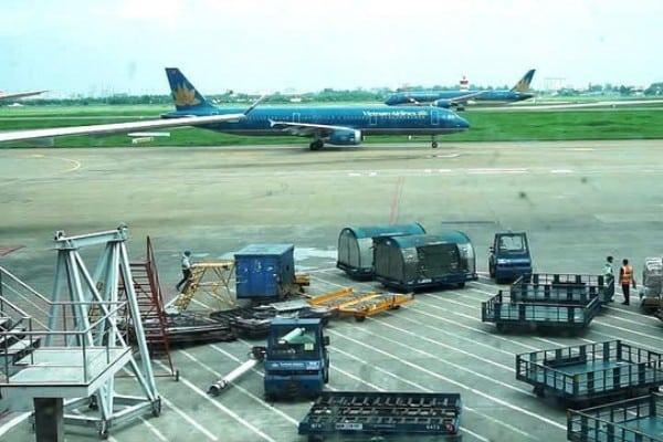 virus corona, sân bay Tân Sơn Nhất, TP.HCM