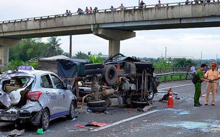 người chết tai nạn giao thông