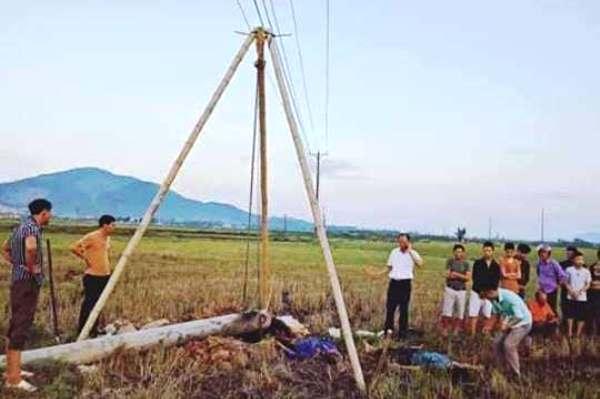 Phó giám đốc Điện lực Hà Tĩnh bị khởi tố, Hà Tĩnh, ông Phan Đắc Hùng