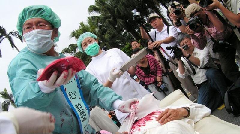 Tổ chức Đoàn kết Cơ đốc Toàn cầu CSW lên tiếng về tội ác thu hoạch nội tạng