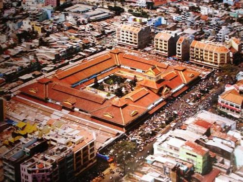 Chợ Bình Tây xưa là Chợ Lớn Mới