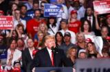 Trump nhận theo 'chủ nghĩa dân tộc', tỷ lệ tín nhiệm tiếp tục tăng