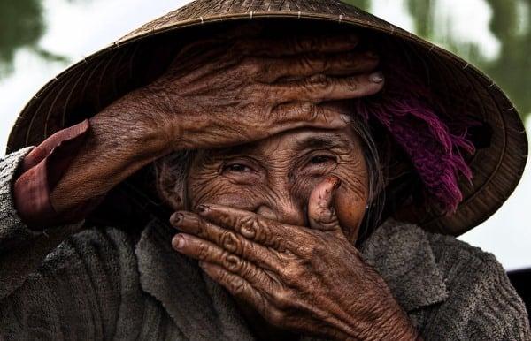 Càng già càng vui vẻ, hãy để hạnh phúc trở thành một thói quen