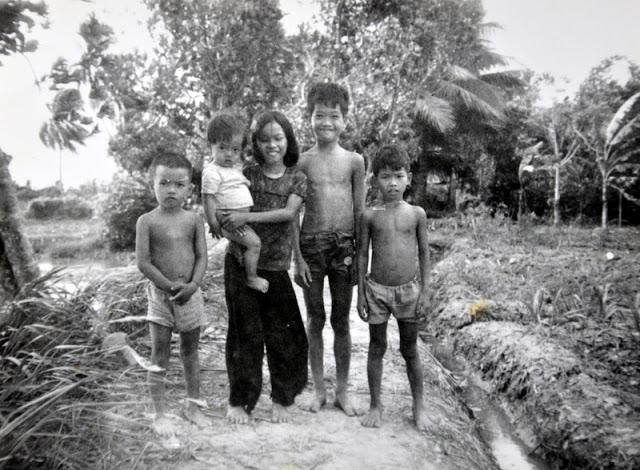Ký ức vụn của một đứa trẻ trong vùng Kinh Tế Mới