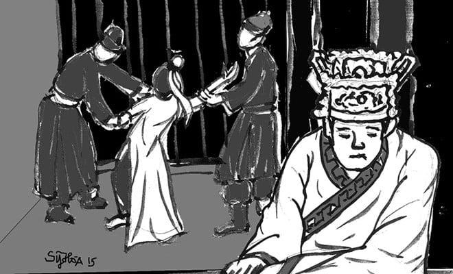 Lạ lùng Lê Hiển Tông: Từ bị giam một bước lên thẳng ngôi Vua