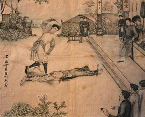 Luật Hồng Đức xử tội hiếp dâm khác hẳn những bản án thời nay