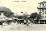 Sài Gòn - Đường Catinat đầu thế kỷ 20 (P3)