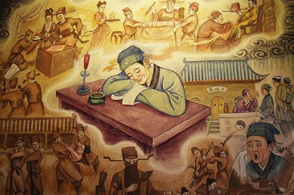 Sĩ tử đi thi và hai giấc mộng: Phúc hay họa là ở tâm thái