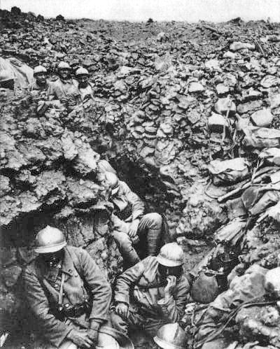 """Trận Verdun: """"Chiến tranh của những chiến tranh"""" (P1)"""