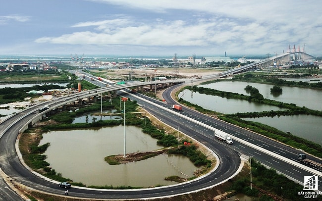 cao toc Van Don - Mong Cai