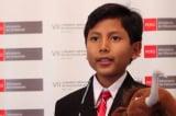 Cậu bé Peru mở ngân hàng từ năm 7 tuổi