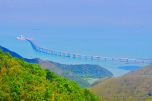 Trung Quốc khánh thành cây cầu biển dài nhất thế giới trị giá 20 tỷ đô (ảnh)