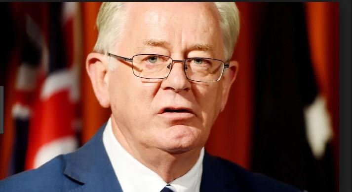 Cựu Bộ trưởng thương mại Úc Andrew Robb, người được cho là chịu ảnh hưởng của Trung Quốc. (Ảnh: The Australian).