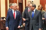 Tại Việt Nam, tướng Mattis nói Trung Quốc ức hiếp các nước bé