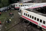 Đài Loan: Tai nạn tàu hỏa nghiêm trọng, 18 người thiệt mạng