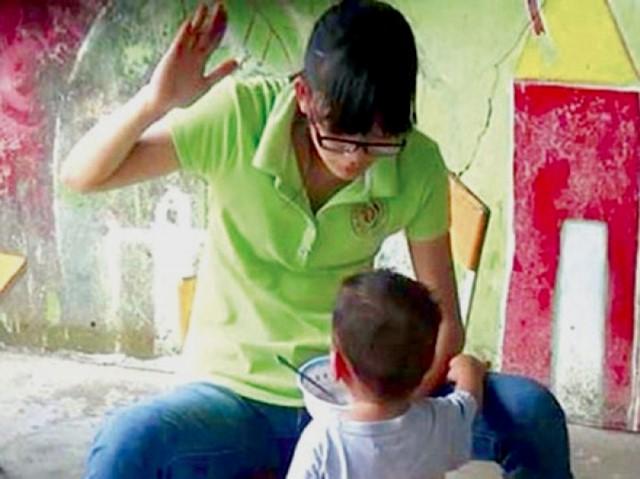 ngược đãi trẻ em