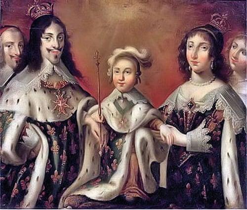 Vua Louis XIV