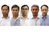 Khởi tố nguyên phó chủ tịch UBND TP.HCM cùng 4 cựu quan chức