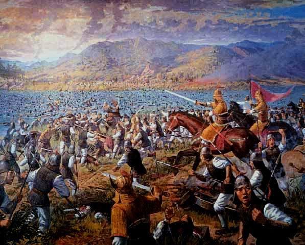 """Không chịu thần phục, Cao Câu Ly đánh bại 1,1 triệu quân """"Thiên Triều"""""""