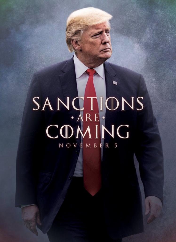 Donald-Trump-and-sanction-Iran