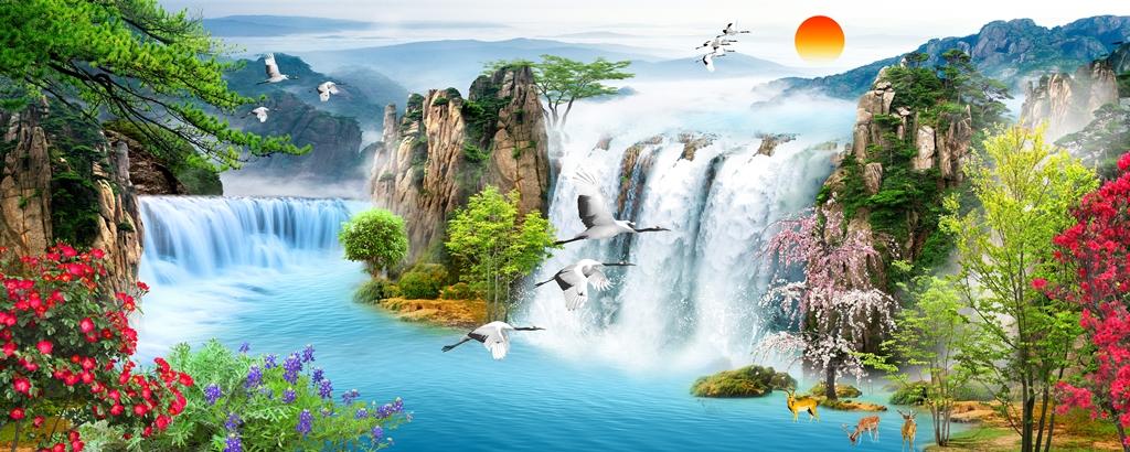 Hãy chọn cách sống của nước!