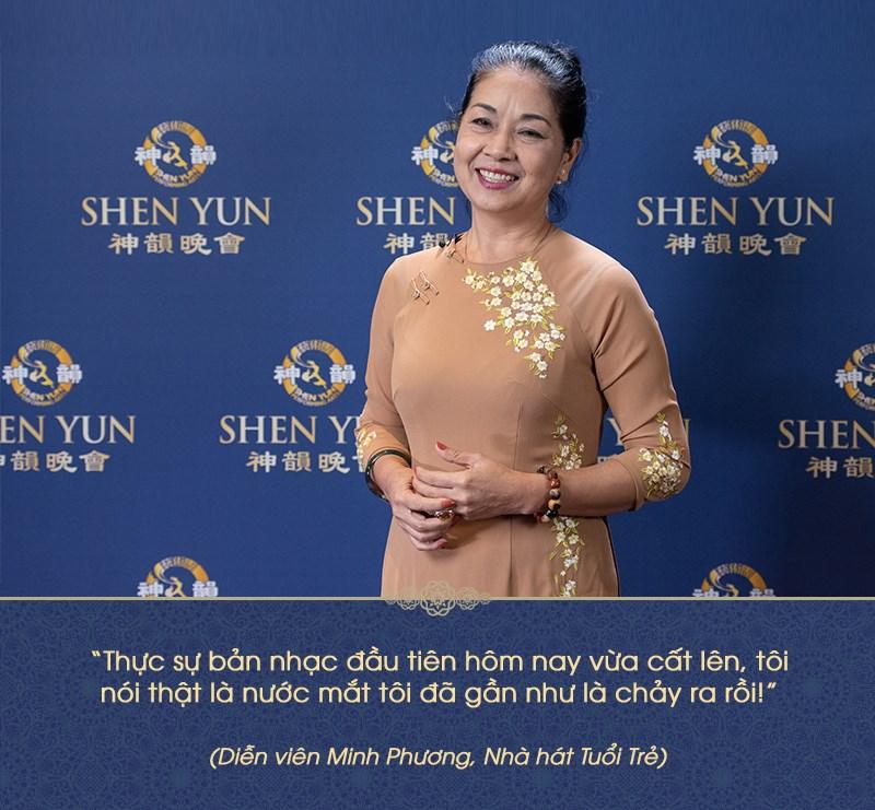 """""""Nếu Shen Yun về Việt Nam, chắc chắn tôi sẽ đến!"""""""