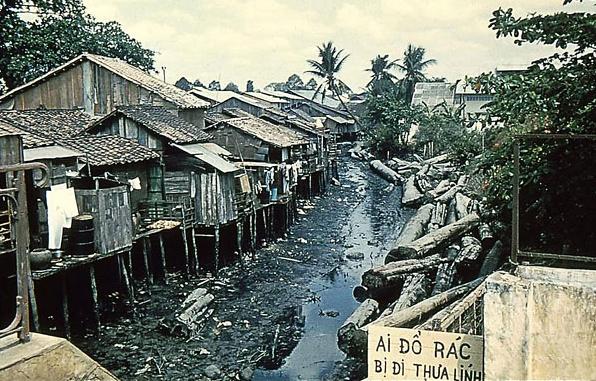 Giang cảng Sài Gòn – Chợ Lớn