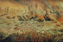Trận thủy chiến Thị Nại 1801